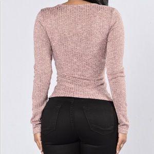 Fashion Nova Tops - Living for the city Top Pink Fashion Nova